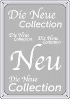 Plakatkarton Die neue Collection A4